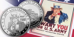 Dillon Gage Metals Offers Exclusive Uncle Sam One-Ounce Silver Round