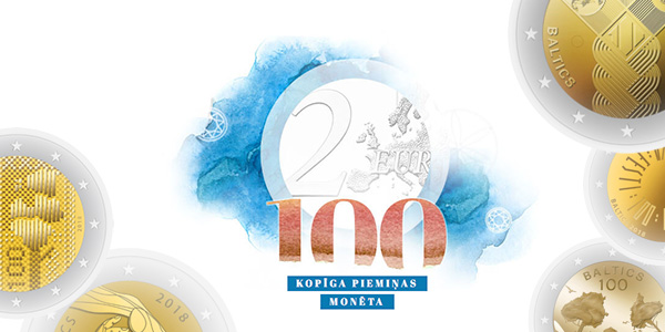 Latvia 2 Euro Commemorative 2017
