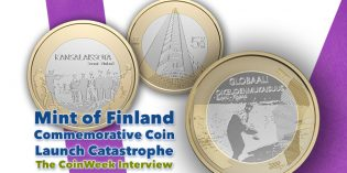 Catastrophic Launch of Mint of Finland Collector Coin Ends with Scrapped Program