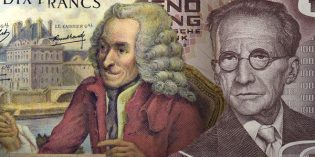 World Paper Money – Psychologists, Philosophers & Scientists on Banknotes