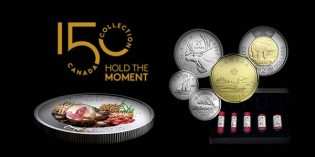 Canada on Display as Royal Canadian Mint Releases New Collector Coins