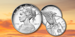 """Divisive"" 2017 American Liberty Silver Medal Outperforms 2016 Versions*"