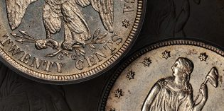 Fantastic Obsolete Coins from Our American Heritage: Liberty Seated 20-Cent Pieces