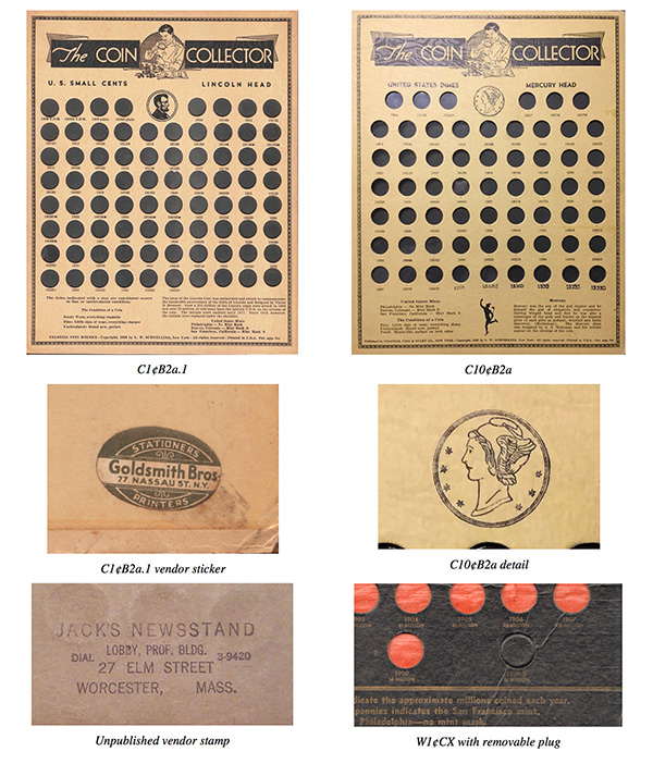 Coin Boards