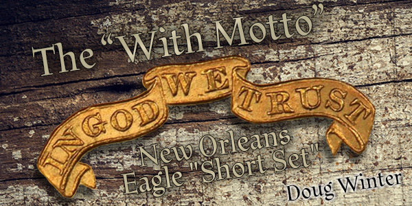 Doug Winter- The With Motto New Orleans Eagle Short Set