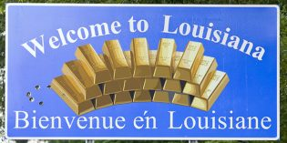Louisiana Coins and Precious Metals Bullion Exemption Enacted