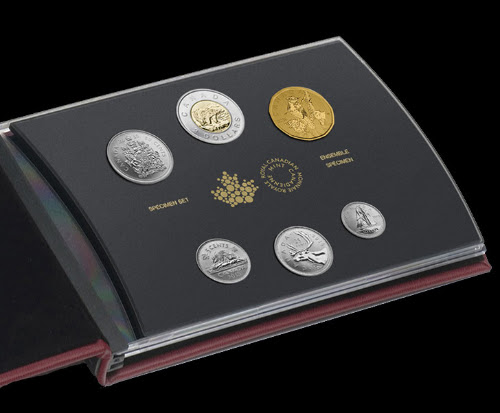 royal Canadian Mint 2017 Specimen Set