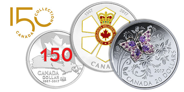 Royal Canadian Mint 150 Years