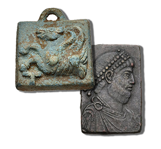 Metal Weights - Ancient Coins