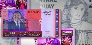 World Currency News – Paraguay, Turkey, Madagascar Introduce New Banknotes