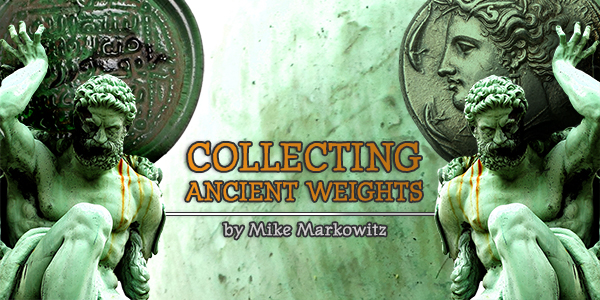Collecting Ancient Weights