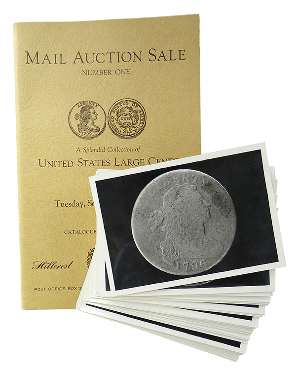 United Large Cent Auction - Hillcrest Auctions - Kolbe & Fanning