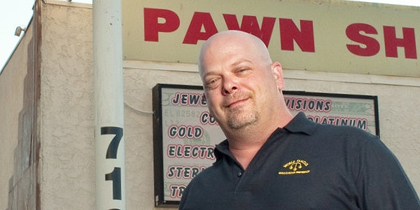 "Rick Harrison of ""Pawn Stars"""