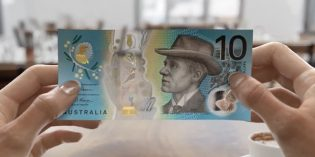 World Currency News – Release Date for New Australian $10 Banknote