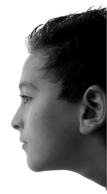 Child Side Profile