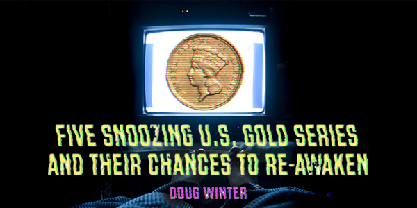 Snoozing U.S. Gold Series
