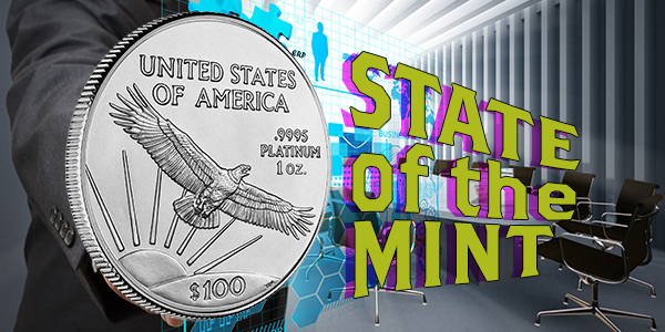 CoinWeek Weekly Mint Report