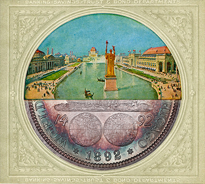 World's Columbian Exposition - 1892
